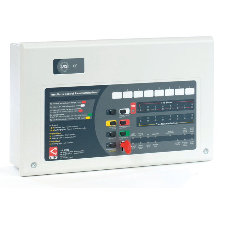 Burglar Alarms & Fire Alarms Leeds
