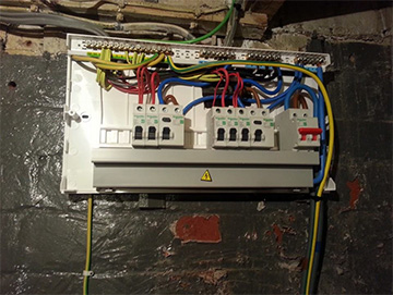 Complete Fuse Box Replacement
